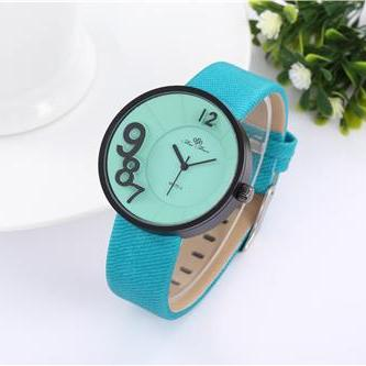 New leather watch, leather watch, b..