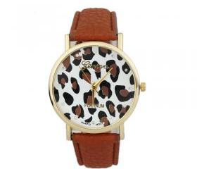 Leopard watch, leopa..