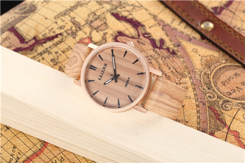 Wood pattern leather watch, Style wood pattern watch, leather watch, bracelet watch, vintage watch, retro watch, woman watch, lady watch, girl watch, unisex watch, AP00433